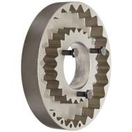 "Martin 12B-E Qd Quadraflex Coupling Flange Cast Iron Inch 10"" Od 2.688 - DD650136"