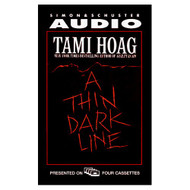 A Thin Dark Line By Tami Hoag On Audio Cassette - D650974