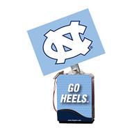 "NCAA North Carolina Tar Heels Adult Solar Buddy 6.5"" X 4"" Blue Multi - DD651360"