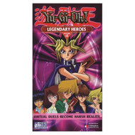 Yu-Gi-Oh 15: Legendary Heroes On VHS With Pablo Sevilla - EE651936