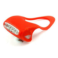 Xtreme Bright LED Bike Taillight Red Maximum SAFETY-3 Light Modes Fits - EE652653