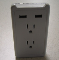 Staples Charging Station With 2 USB Ports 28101 - DD653165