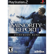 Minority Report For PlayStation 2 PS2 - XX653441