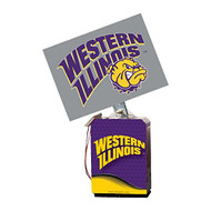 "NCAA Western Illinois Leathernecks Adult Solar Buddy 6.5"" X 4"" Purple - DD654450"