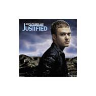 Justified Timberlake Justin On Audio CD Album - XX654989