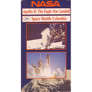 Apollo 2 The Eagle Has Landed Space Shuttle Columbia On VHS - D655423