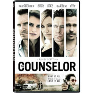 The Counselor On DVD With Michael Fassbender - DD657657