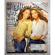 Mary-Kate And Ashley Olsen The Olsen Twins Rolling Stone Magazine #930 - D657999