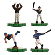 MLB Sportsclix Two-Figure Clamshelled Booster Pack Toy Baseball 2 - DD658142