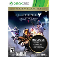 Destiny: The Taken King Legendary Edition For Xbox 360 Shooter - EE658495