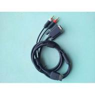 VGA Box Cable Video Display Audio AV Cable Cord For Sega Dreamcast - ZZ659024