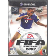 FIFA Soccer 2002 E For GameCube With Manual And Case - EE659443