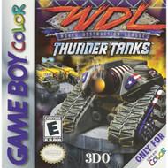 World Destruction League: Thunder Tanks On Gameboy Color - EE659966