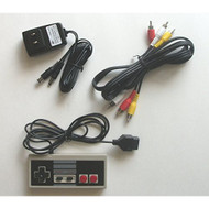 NES Original NES Hookup Kit AC Adapter Power Cord AV Cable For - ZZ660404