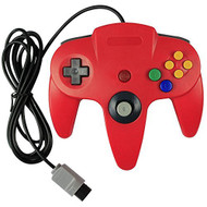 Generic Classic Nintendo 64 Controller Red For N64 - ZZ660522