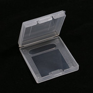 Plastic Game Cartridge Case Dust Cover For Gameboy Color Clear 1PCS - EE660595