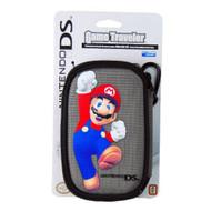 Nintendo Lite Game Traveler Mario Case Gray For DS Grey - EE660679
