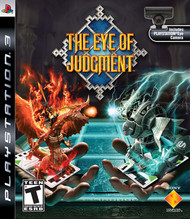 Eye Of Judgment For PlayStation 3 PS3 - DD660968
