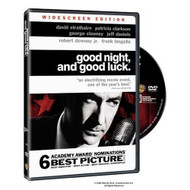 Good Night Good Luck On DVD Drama - DD660977