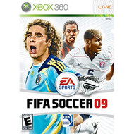 FIFA Soccer 09 For Xbox 360 - EE661312