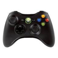 Microsoft Xbox 360 Wireless Controller Black - ZZ661640