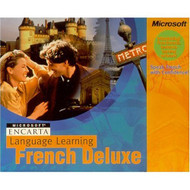 Microsoft Encarta Language Learning: French Deluxe Software  - DD661714