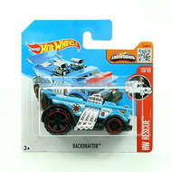 Backdrafter 220/250 Short Card Package Hot Wheels 2016 Hw Rescue - DD661808