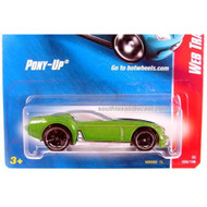 2008 Hot Wheels Web Trading Cars Pony-Up Toy - DD661836