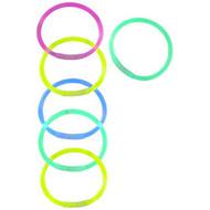 Darice Glow Sticks Bracelet 6-pack Toy - DD661883