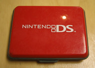 BD&A Universal Hard Case Chili Red Game Lite For DS - EE661984