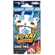 Enterplay Yo-Kai Watch Dog Tag Pack 1 Tag With Chain Funtat Tattoo & - EE662226