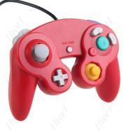 Mario Red Controller Joypad Pad For Nintendo GameCube & Wii - ZZ662777