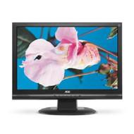 Aoc/epi 912VWA-1 19 inch Wide LCD Monitor Black - DD662995