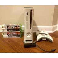Microsoft Xbox 360 20GB Console White - ZZ663057