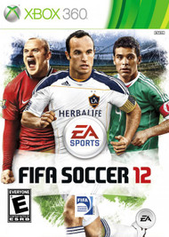 FIFA Soccer 12 For Xbox 360 - EE663082