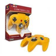 Yellow N64 Controller Nintendo 64 Classic - ZZ663225