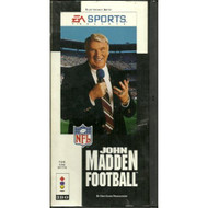 John Madden Football For 3DO Vintage With Manual and Case - EE663279
