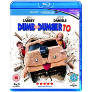 Dumb And Dumber To Blu-Ray 2014 On Blu-Ray - DD663488