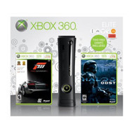 Xbox 360 Elite 120GB With Forza 3 And Halo 3 ODST - ZZ663762