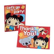 Ni Hao Invite Thank You Combo 16 Count - DD663886