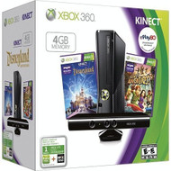 Xbox 360 4GB Console With Kinect Holiday Value - ZZ664148