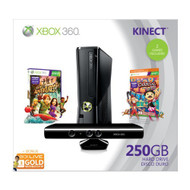Xbox 360 250GB Holiday Value Bundle With Kinect - ZZ664146