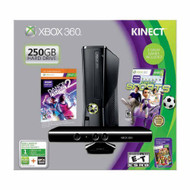 Xbox 360 250GB With Kinect Holiday Value Bundle - ZZ664154