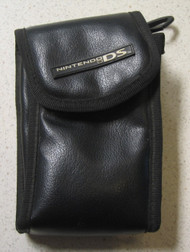 BD&A Leatherette Pouch Travel Carry Case Black For DS - EE664155