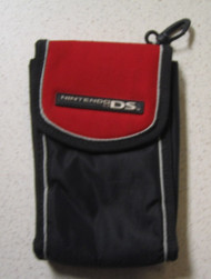 BD&A Red Pouch Game Travel Case For DS - EE664150
