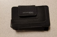 Gamestop Snap In Wallet Case For DS Black - EE664426