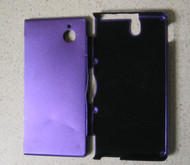 Generic Metal Snap On Protective Case Purple DSi For DS - EE664463