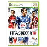 FIFA Soccer 10 For Xbox 360 - EE664590