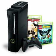 Xbox 360 Elite 120GB Bundle W/ Lego Batman And Pure - ZZ664641