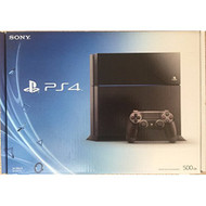 Sony PlayStation 4 Console 500 GB Black PS4 - ZZ664917